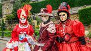 Arlon: le premier Carnaval Vénitien