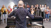 La chorale Almakalia va défendre nos couleurs au concours de l'Eurovision des Choeurs