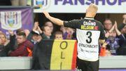 """Olivier Deschacht : """"Quand Anderlecht souffre, je souffre aussi…"""""""