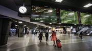 Des nouveaux portiques de sécurité à Bruxelles-Midi