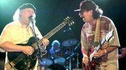 Peter Green et Carlos Santana en duo