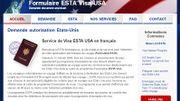Voyage aux USA: gare aux faux sites délivrant des formulaires ESTA