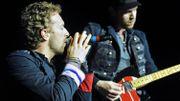 Le nouveau titre de Coldplay visionné plus de 3 millions de fois en 24 heures