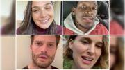 """[Zapping 21] Une vidéo montrant des stars d'Hollywood confinées chantant """"Imagine"""" fait le buzz"""