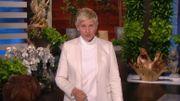 Ellen DeGeneres revient en direct sur le scandale de ces derniers mois