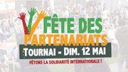 11ème Fête des Partenariats ce dimanche à Tournai