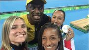 "Usain Bolt parle de Nafi Thiam : ""C'est brillant !"""