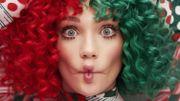 Sia fait une déclaration d'amour à son bonhomme de neige dans une nouvelle chanson de Noël