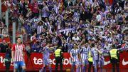 Valladolid de retour en Liga après quatre ans d'absence