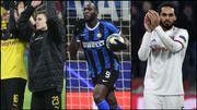 Lukaku buteur, battu et éliminé par le Barça, Thorgan Hazard, Denayer et Batshuayi qualifiés