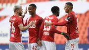 Le Standard renverse Gand en 2e mi-temps, Bodart détourne un penalty et assure un succès salutaire
