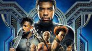 """""""Black Panther"""", super-héros noir de Marvel, s'apprête à régner dans les salles"""