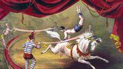 9ième édition des nuits du cirque à l'Abbaye de Villers-la-Ville