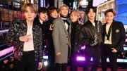 Les stars de la K-pop BTS dévoilent un projet artistique à Londres