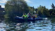 Namur autorise la nage sportive dans la Meuse