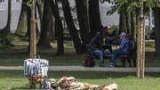 Une délégation soudanaise pour identifier les migrants en Belgique: indignation