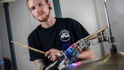 [Zapping 21] Découvrez le premier batteur bionique au monde