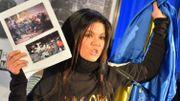 USA: la pop star ukrainienne Ruslana distinguée pour son courage à Kiev