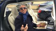 Richard Anconina dans Hep Taxi !