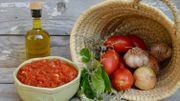Ketchup et coulis de tomates maison: les recettes de Leslie en Cuisine