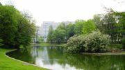 Le premier festival européen de la démocratie au Parc Léopold à Bruxelles