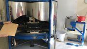 La machine à confectionne les hosties pour le diocèse de Liège