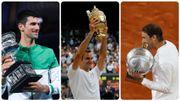 """Tennis: Djokovic à la chasse au record en Grand Chelem, """"il va le faire"""" selon Dehaes"""