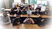 Notre classe niouzz de Courcelles