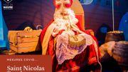 Saint-Nicolas n'ira pas à la rencontre des enfants de Wavre cette année, mais il promet de venir l'an prochain.