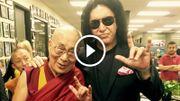 [Zapping 21] Gene Simmons a rencontré le Dalaï-lama