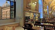 A la découverte de la Bibliothèque apostolique vaticane