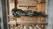 Le monument à Éverard t'Serclaes a été remplacé par une copie au coin de la Grand-Place