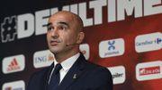 """Martinez sur l'absence de Fellaini: """"On n'oubliera jamais ce qu'il a fait pour la Belgique"""""""