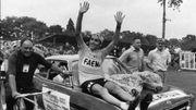 """Première participation au Tour de France en 1969 et première victoire écrasante pour Eddy Merckx qui héritera dans la foulée de son surnom """"Le Cannibale""""."""