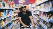 Coup de foudre dans les rayons du supermarché, c'est possible