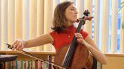Camille Thomas jouera pendant un an sur le Stradivarius Feuermann