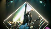 Le concert des Foo Fighters en Belgique: photos et compte-rendu