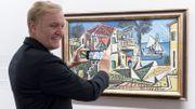 Quand les toiles de Monet et Picasso s'animent grâce à la réalité augmentée
