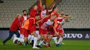 Rebecq ira défier le Standard en huitième, Mouscron recevra Anderlecht