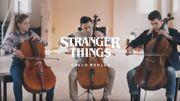 """La musique de la série """"Stranger things"""" reprise par 3 violoncellistes"""