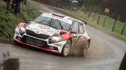 Allart vainqueur du Spa Rally après la disqualification de Cherain