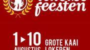 """Succès pour la 40e édition des """"Lokerse Feesten"""""""