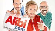 """Une bande annonce pour """"Alibi.com"""" de Philippe Lacheau avec Didier Bourdon et Nathalie Baye"""