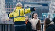 Une campagne britannique en caméra cachée montre l'absurdité de séparer les familles