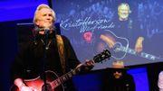 Kris Kristofferson prend officiellement sa retraite