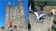 La Tour d'Eben Ezer à Bassenge : un lieu mystique rempli de magie