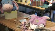 Un doudou déchiqueté par un chien : le sacré challenge de Carine pour rendre le sourire à un petit garçon