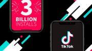 Le nouveau record de TikTok se chiffre en milliards