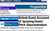 Airbnb cible d'une class action