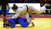 Gabriella Willems médaillée de bronze en -70kg à La Haye